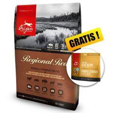 Orijen Regional Red Dog 6 kg + DARČEK