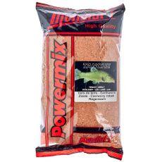 Krmivo Powermix Lieň Dážďovka 1kg