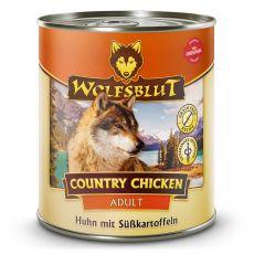 Konzerva Wolfsblut Country Chicken 800 g