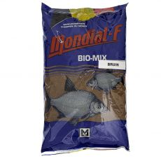 Krmivo Mondial-f Bio Mix Hnedé (pleskáč) 2 kg