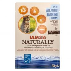 IAMS Naturally Atlantic Herring 85 g