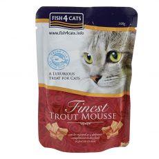 Fish4cats Finest Trout mousse 100 g