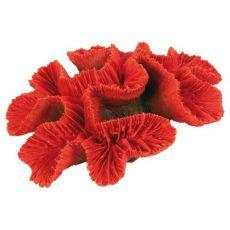 Ozdoba do akvária červený korál