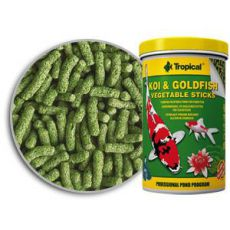 TROPICAL Koi goldfish vegetable sticks 5L