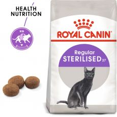 Royal Canin Sterilised granule pre kastrované mačky 2kg