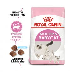 Royal Canin Mother&Babycat granuly pre kotné alebo kojace mačky a mačiatka 2 kg