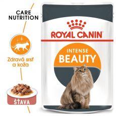 Royal Canin Intense Beauty Gravy kapsička pre mačky v šťave 85 g