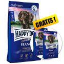 Happy Dog Supreme Sensible France 12,5 kg + 2 x 1kg GRÁTIS