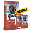Happy Dog Supreme Sensible Lombardia 11 kg + 2 x 1kg GRÁTIS