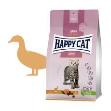 Happy Cat Junior Land Ente / Kačka 1,3 kg