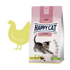Happy Cat Kitten Land Geflügel / Hydina 1,3 kg
