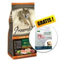 Primordial GF Adult Chicken & Salmon 12kg + DARČEK
