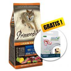Primordial GF Adult Tuna & Lamb 12kg + DARČEK