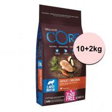 Wellness CORE Dog LB Adult Original Chicken 10+2 kg