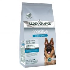 ARDEN GRANGE Sensitive puppy/junior 2 kg
