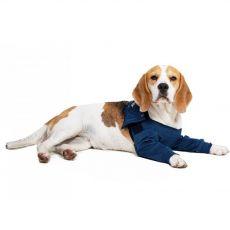 MPS Pooperačný návlek na 2 predné nohy psa M