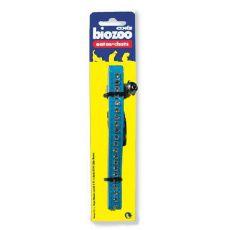 Obojok pre mačky - modrý, 30 cm