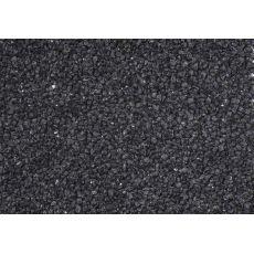 Akvaristický štrk čierny 1-3mm - 10kg