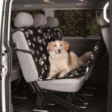 Poťah pre psa do auta - skladací, 1,40 x 1,45  m