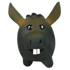 Hračka pre psa - latexový somárik, 8x11cm