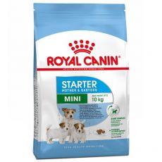 Royal Canin Mini Starter Mother&Babydog granule pre gravidné alebo dojčiace suky a šteňatá 3 kg
