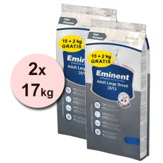 EMINENT Adult Large Breed - 2x17kg