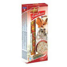 Vitapol tyčinky pre hlodavce - popcorn, 2 ks
