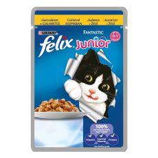 Felix Junior - kuracie mäso v želé, 100 g