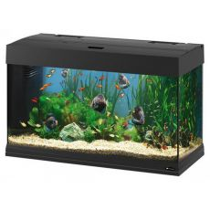 Akvárium Ferplast DUBAI 80 ČIERNE - 125L