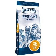 Happy Dog 26 - 16 SPORTIVE 20 kg