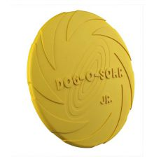 Lietajúci tanier pre psov z gumy - 24 cm