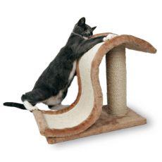 Škrabadlo Inca pre mačku z prírodného sisalu - 25x44cm