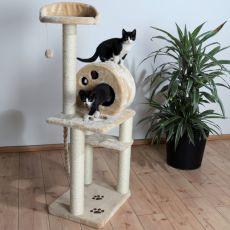 Škrabadlo pre mačku Salamanca, béžové - 138cm