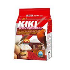 Krmivo pre vyfarbenie kanárikov, KIKI RED - 300g