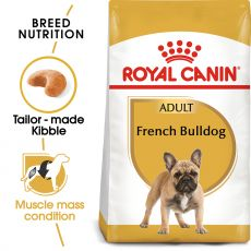 ROYAL CANIN French Bulldog Adult granule pre dospelého francúzskeho buldočka 1,5 kg