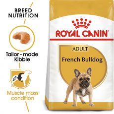 ROYAL CANIN French Bulldog Adult granule pre dospelého francúzskeho buldočka 3 kg