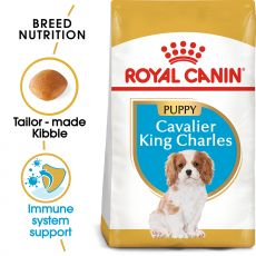 ROYAL CANIN Cavalier King Charles Puppy granule pre šteňa gavalieršpaniela 1,5 kg