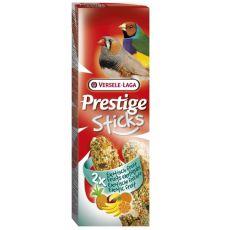 Tyčinky pre pinky Prestige Sticks 2ks - exotické ovocie, 60g