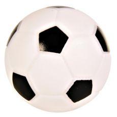 Hračka pre psa z vinylu - futbalová lopta, 10cm
