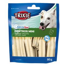 Tyčinky na čistenie zubov Denta Fun Mini - 60g