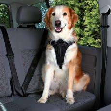 Bezpečnostný pás do auta pre psa - M