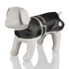 Kabátik pre psa s reflexnými prvkami - M / 45-65cm