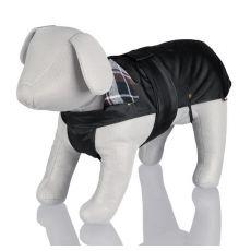 Kabátik s flanelom pre psa L / 60-85cm