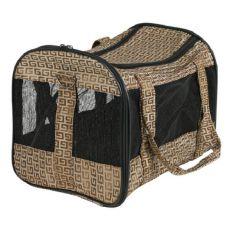 Taška prenosná pre psy a mačky - Malinda, 27x30x50cm