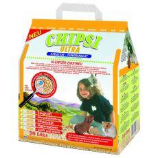 CHIPSI ULTRA - podstielka pre hlodavce 10L