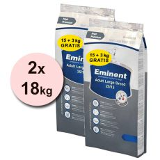 EMINENT Adult Large Breed - 2x18kg