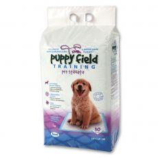 Hygienické podložky pre psov – 60 x 60 cm, 30 ks