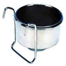 Kovové závesné krmítko 300ml/9cm