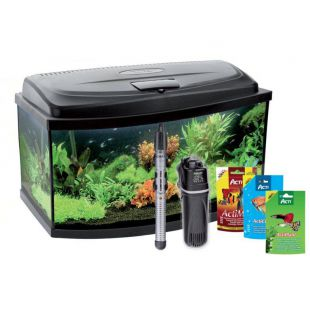 Akvaria set CLASSIC BOX PAO 50 + filter + ohrievač