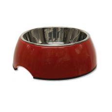 Miska pre psa DOG FANTASY,  0,35L - červená